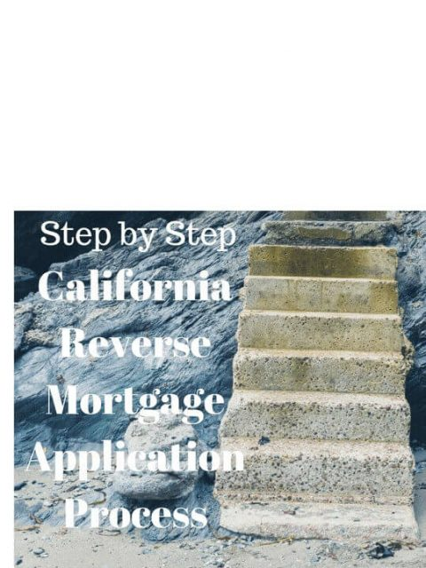 California Reverse Mortgage Application Process
