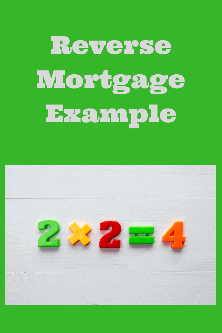 Reverse Mortgage Example
