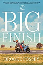 book cover of the book The Big Finish as a retirement gift idea