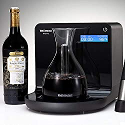 great retirement gift idea for women that love wine - a wine enthusiast electric decanter
