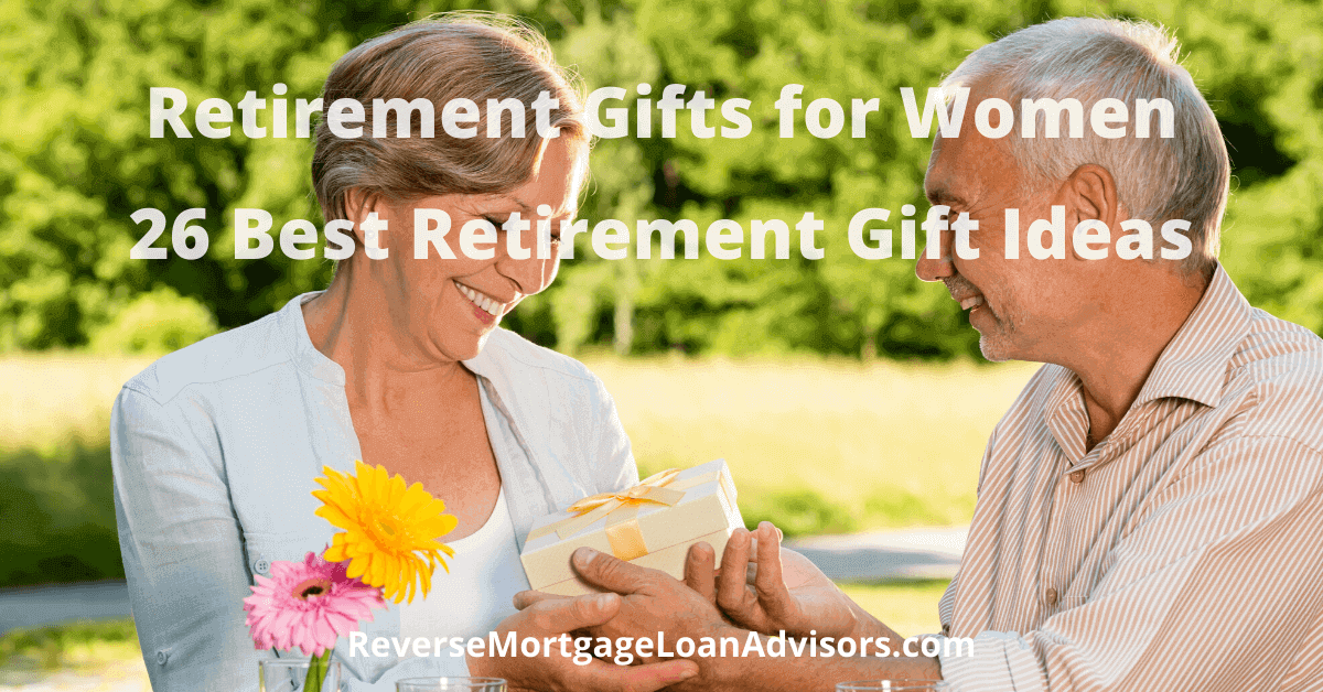 retirement gifts for women - 26 best retirment gift ideas